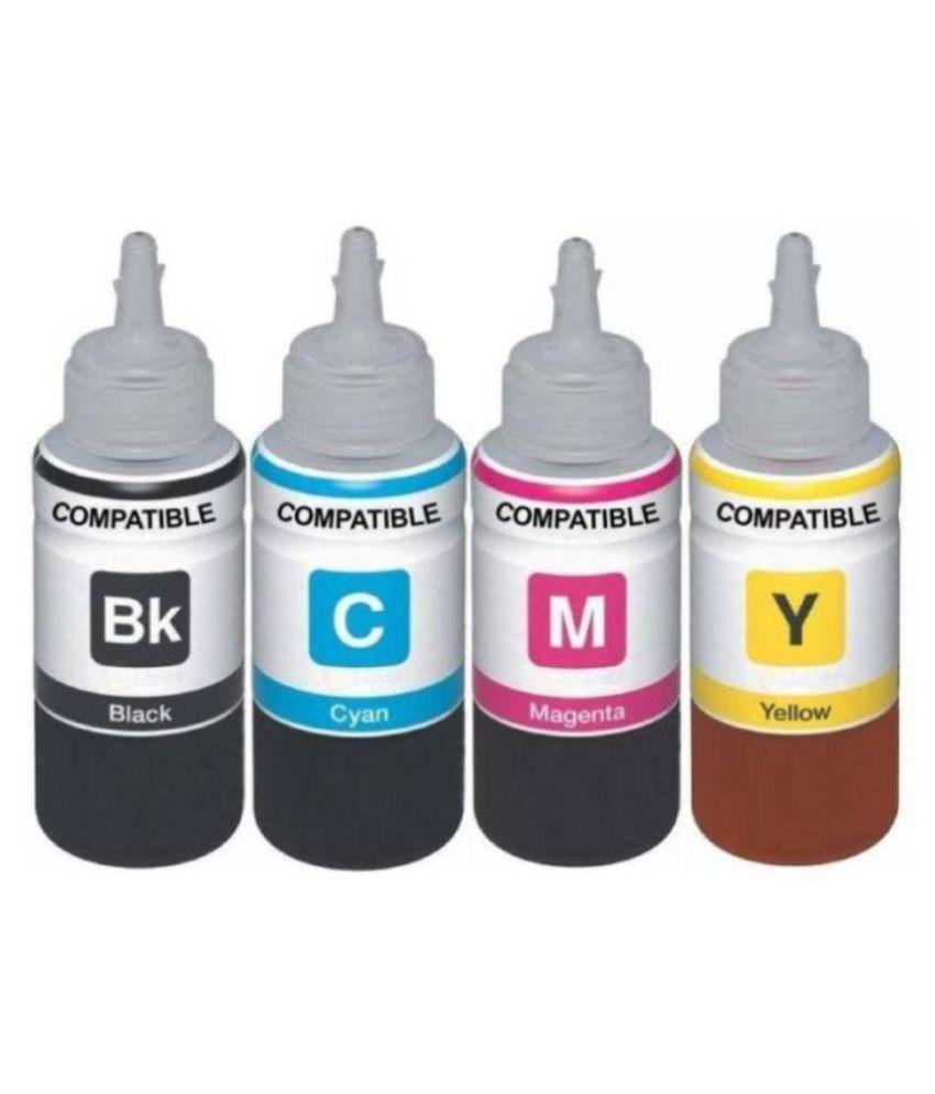 Kataria Refill Ink Multicolor Single Ink bottle for Epson L360 Multi Function Inkjet Printer