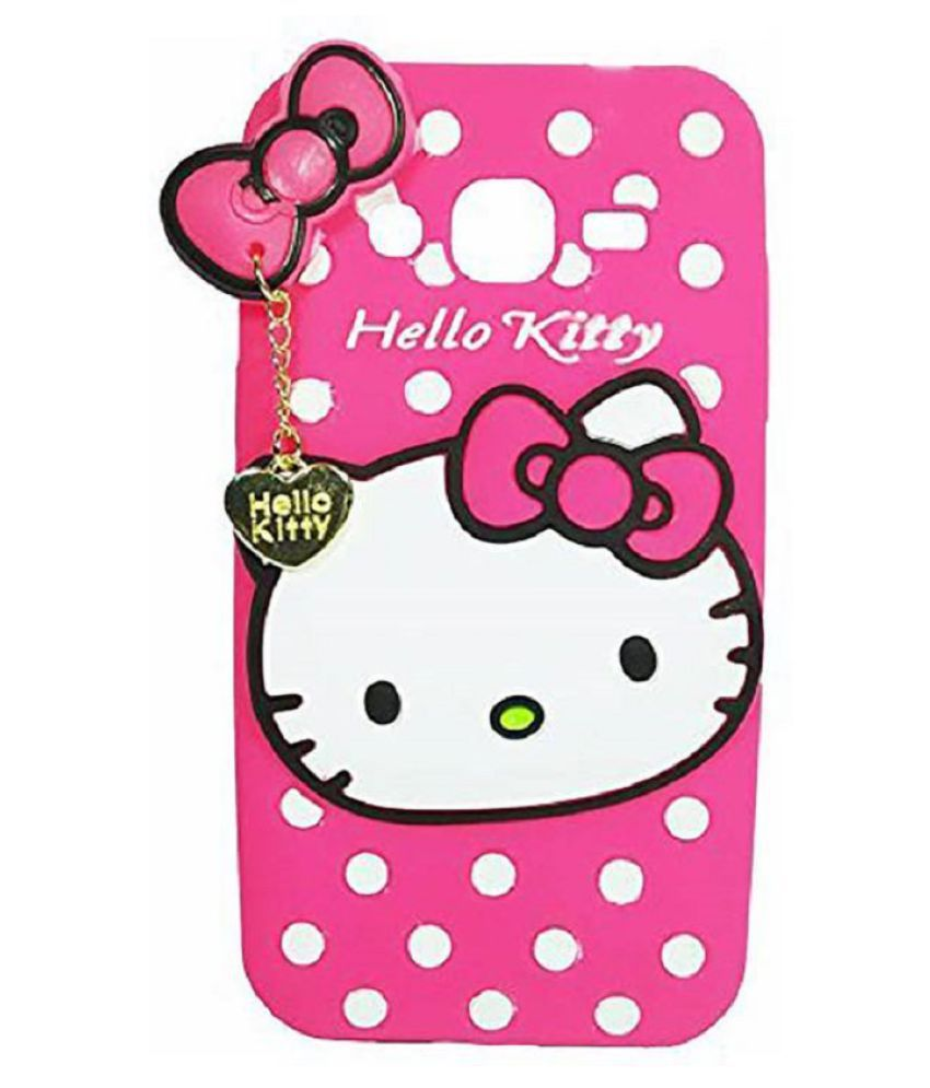 Samsung Galaxy Grand Neo GT 3D Back Covers By Kosher Traders 3D Hello Kitty