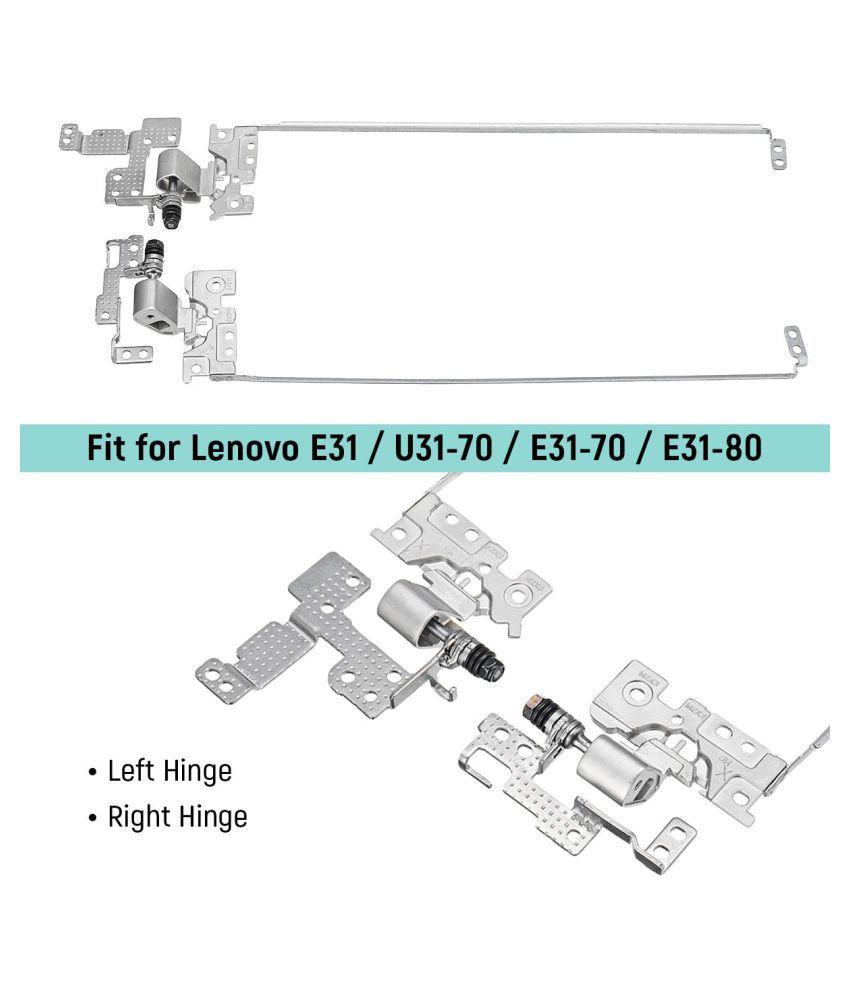 Laptop LCD Screen Hinges L & R For Lenovo E31-70 E31-80 AM1BM000400 AM1BM000500
