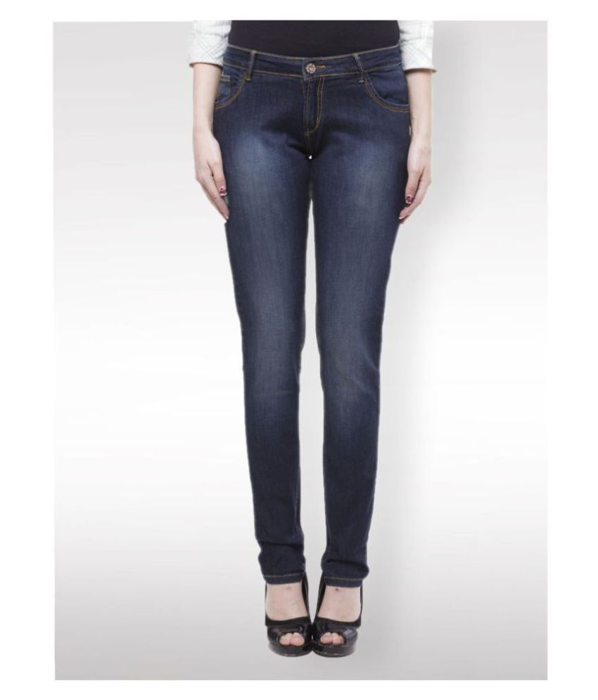 UR Sense Denim Jeans - Blue