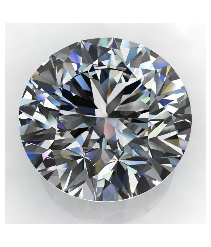 9STARS GALLERY  1.38 Carat Moissanite High Quality Diamond Certified By Lab For Men & Woman