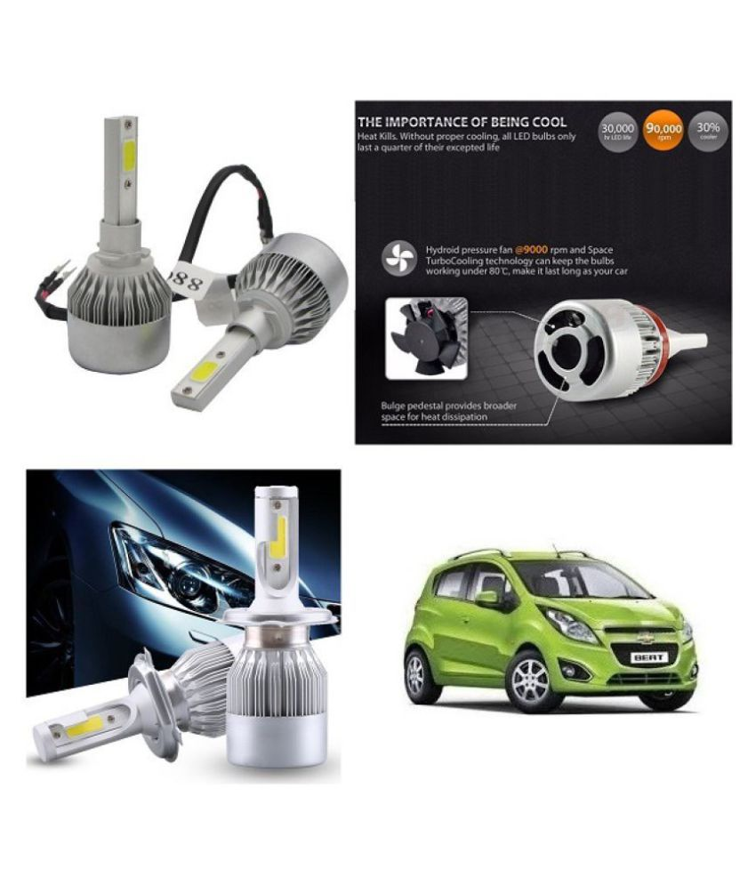 Trigcars Chevrolet Beat Car Led Hid Head Light Free Car Bluetooth Buy Trigcars Chevrolet Beat Car Led Hid Head Light Free Car Bluetooth Online At Low Price In India On Snapdeal