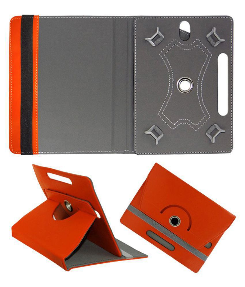 Byju Learning Tab 10 Inch Flip Cover By Cutesy Orange