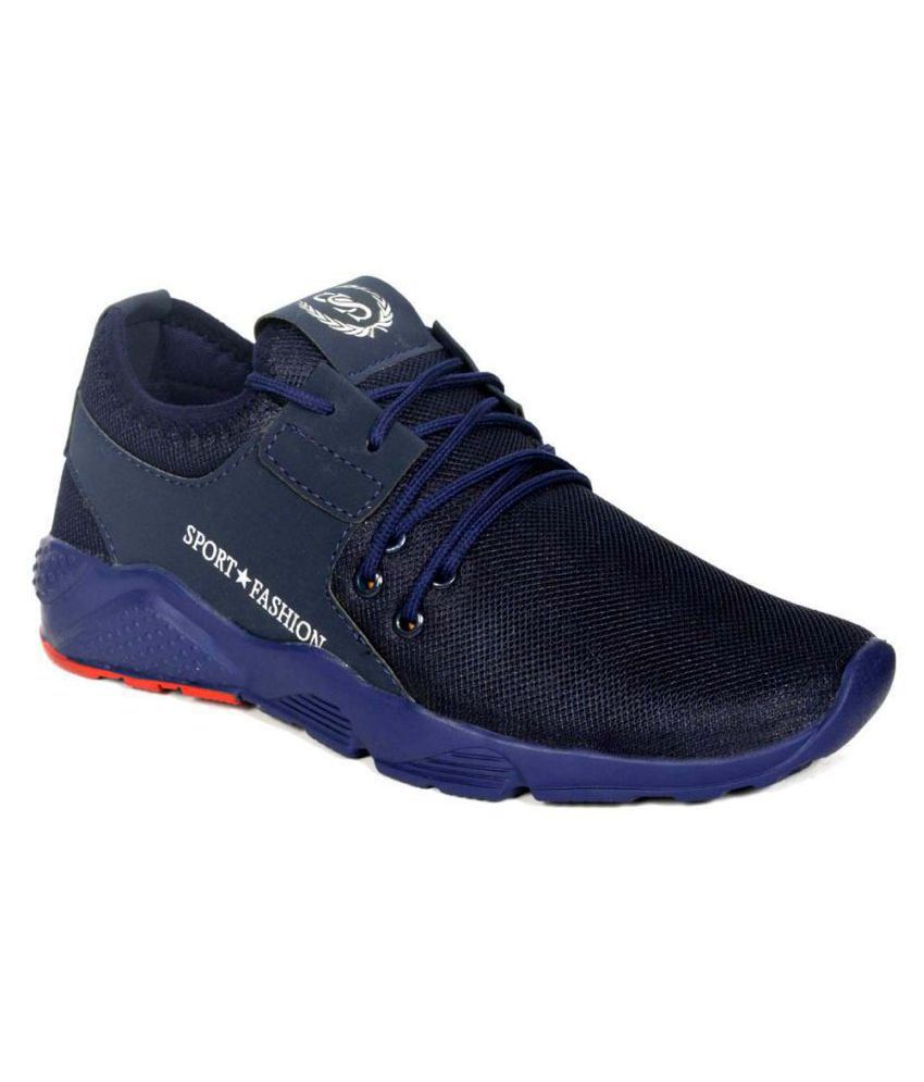 KAVON Running, Gym, Sports Navy Blue Training Shoes