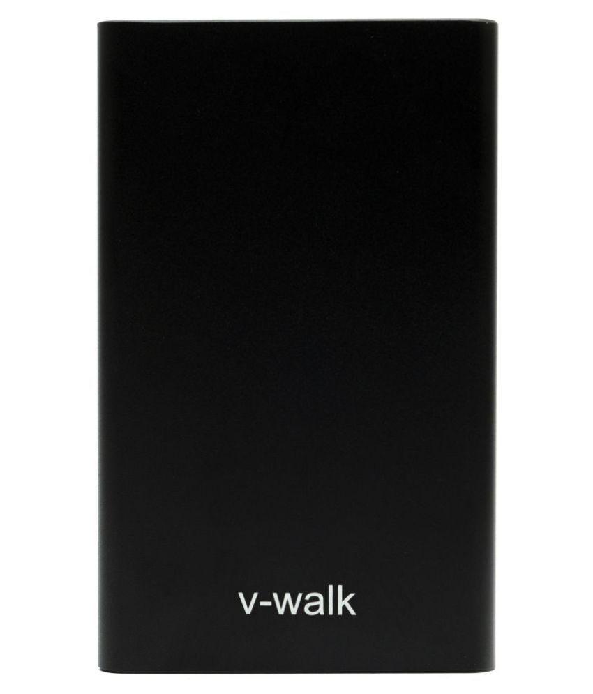 V Walk HT G155B 4000  mAh Li Polymer Power Bank Black