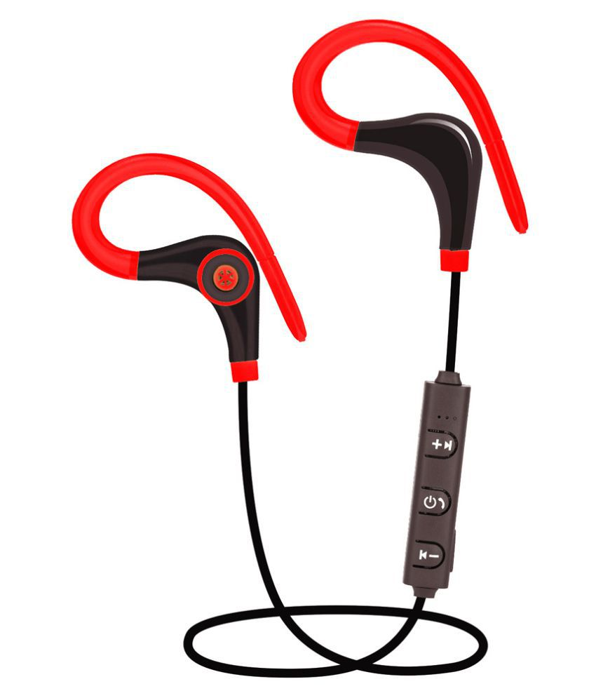 Wireless Sports Stereo Bluetooth Earphone Headphone Headset For Iphone Rd Chargers Online At Low Prices Snapdeal India