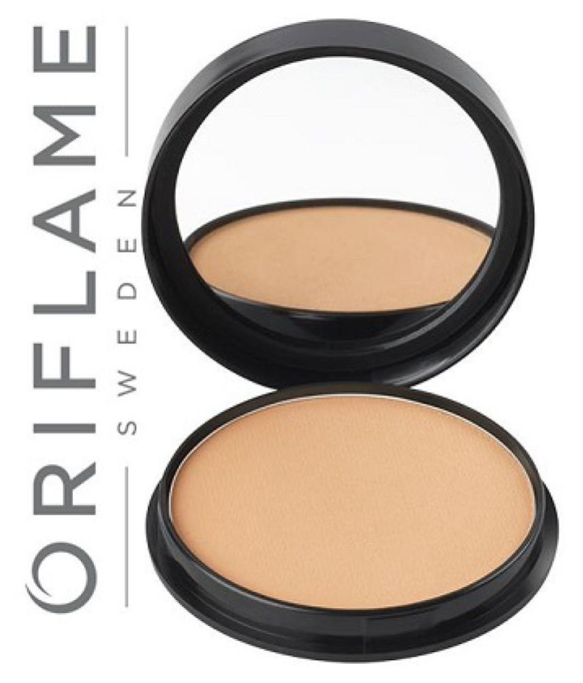 Pure Colours Natural Compact Pressed Powder Medium 20 g