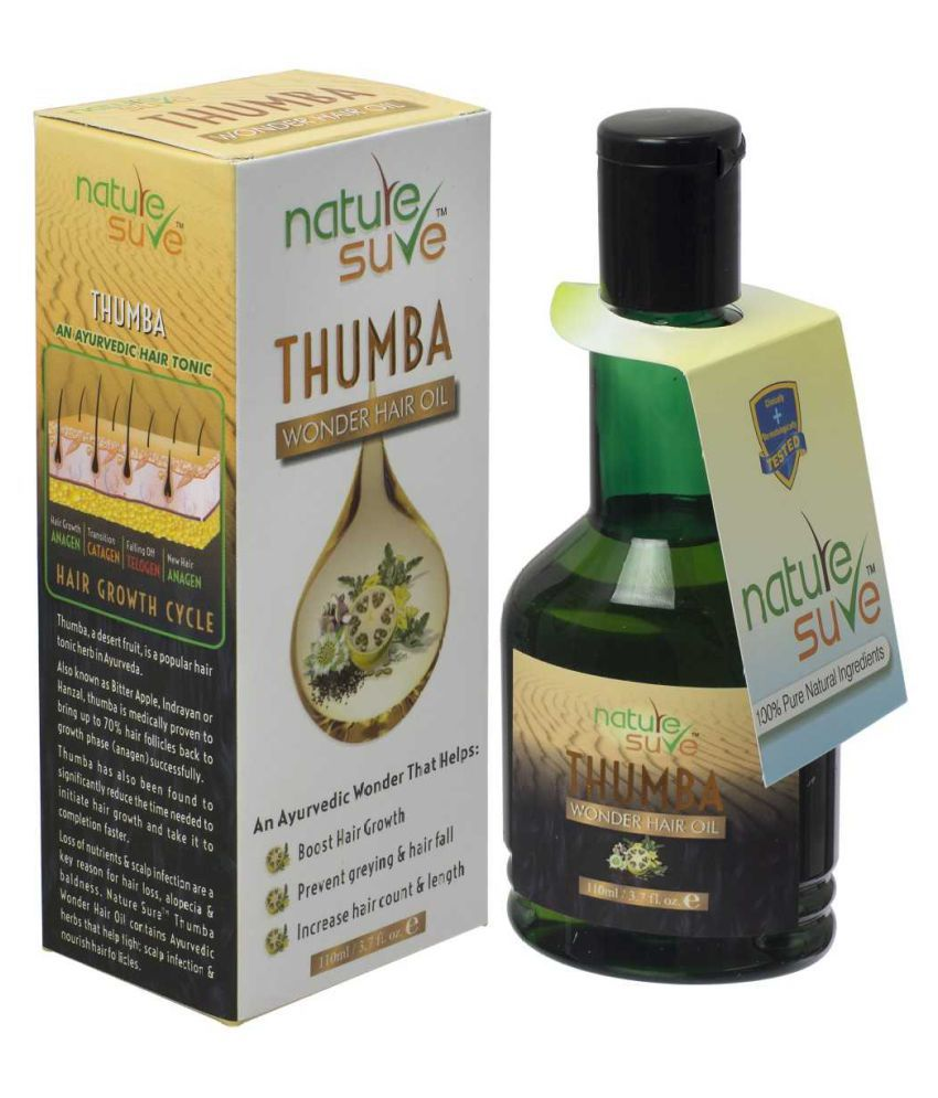 Nature Sure Thumba Wonder Hair Oil (110ml) 100 mL