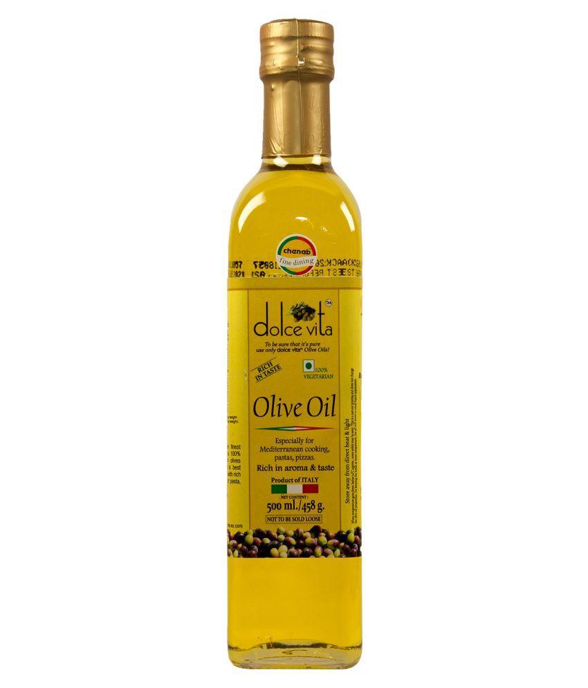 Dolce Vita Pure Olive Oil 500 mL