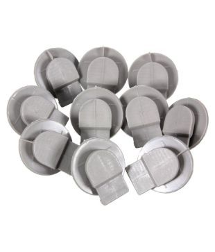 10pcs Wheel Arch Trim Clips Fasteners for BMW MINI R57 R56 R55 Cooper