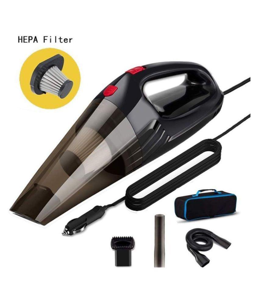Black & Decker ACV 1205 Hand-held Vacuum Cleaner Orange, Grey