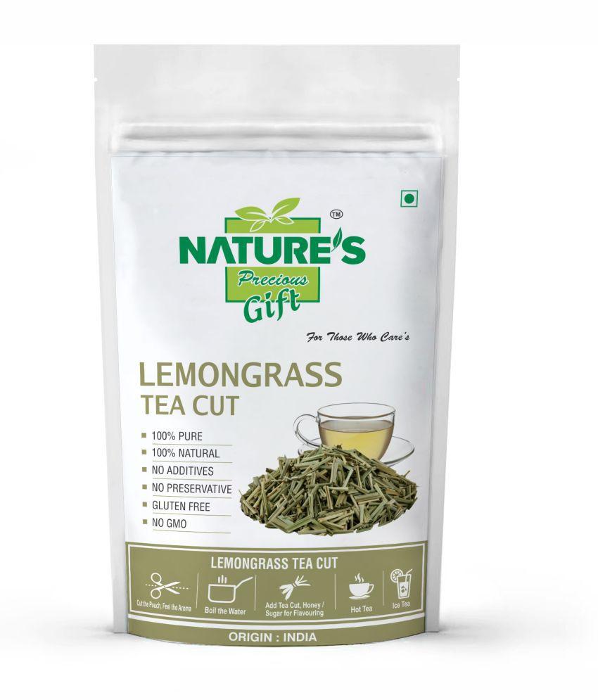 Nature's Gift Lemongrass Tea Loose Leaf 200 gm