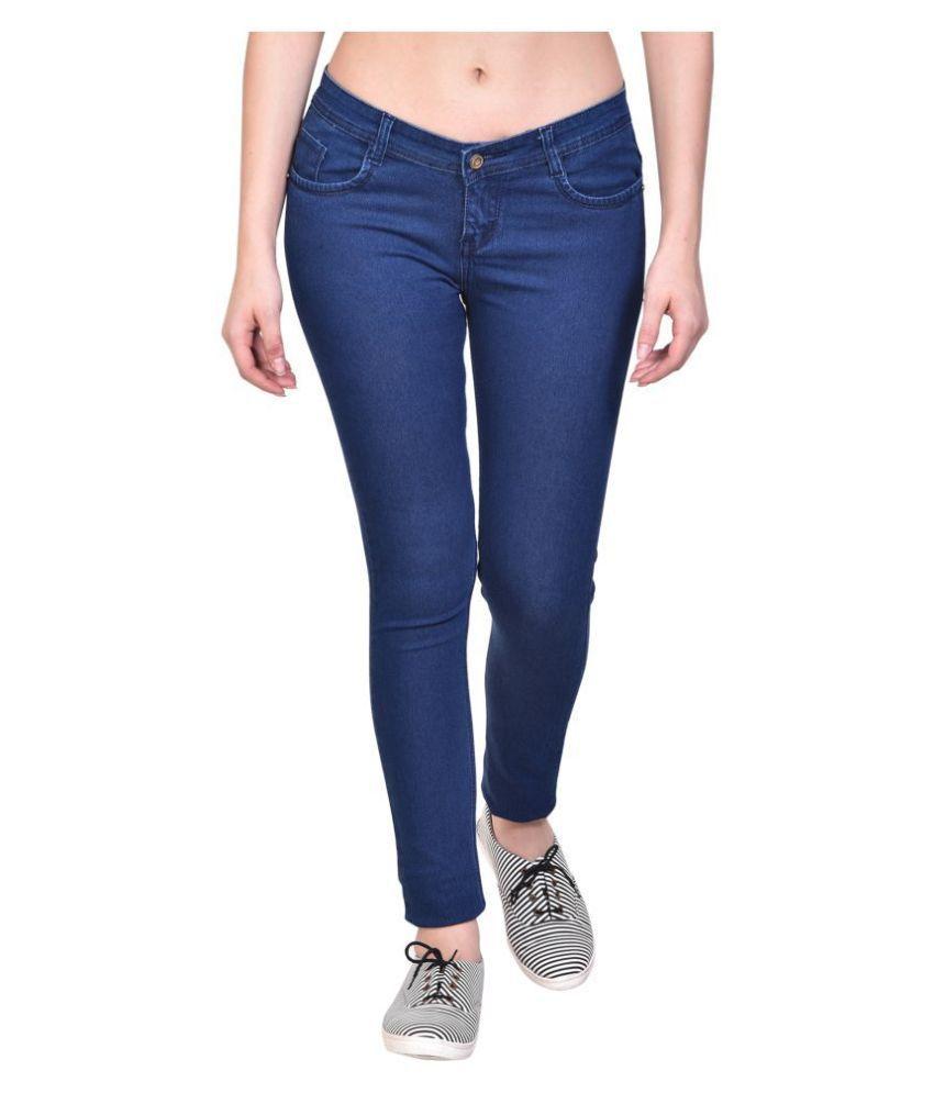 pavis Denim Jeans - Navy