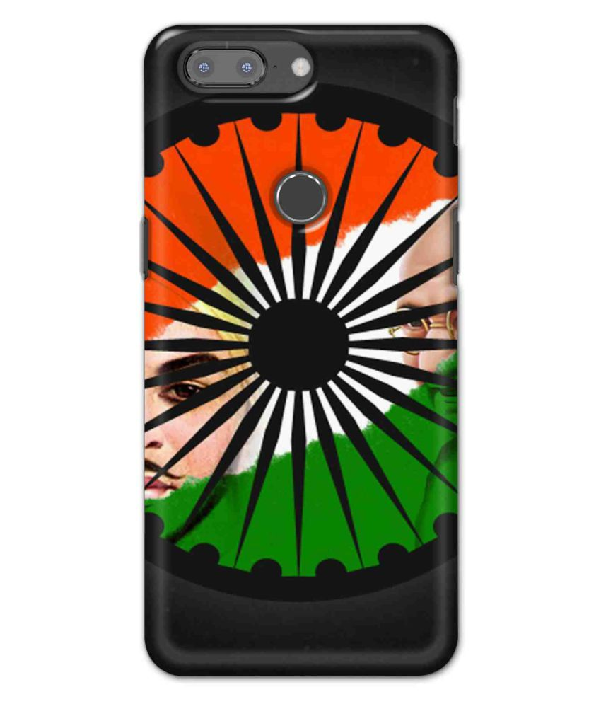 Oneplus 5T Printed Cover By UnboxJoy Gifts