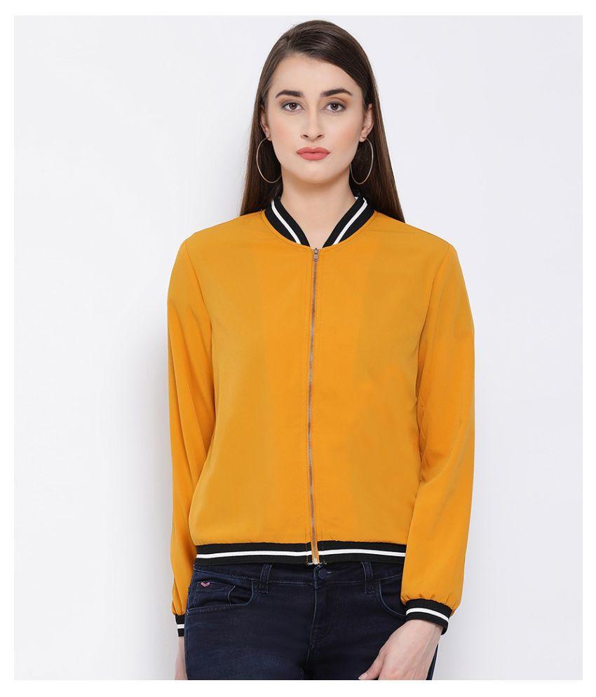 Oxolloxo Polyester Yellow Jackets