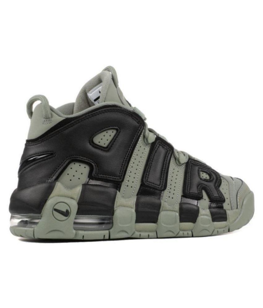 Nike AIR MORE UPTEMPO (GS) MILITARY
