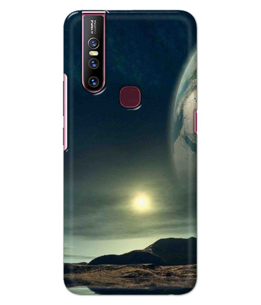 Vivo S1 Pro Printed Cover By Printor