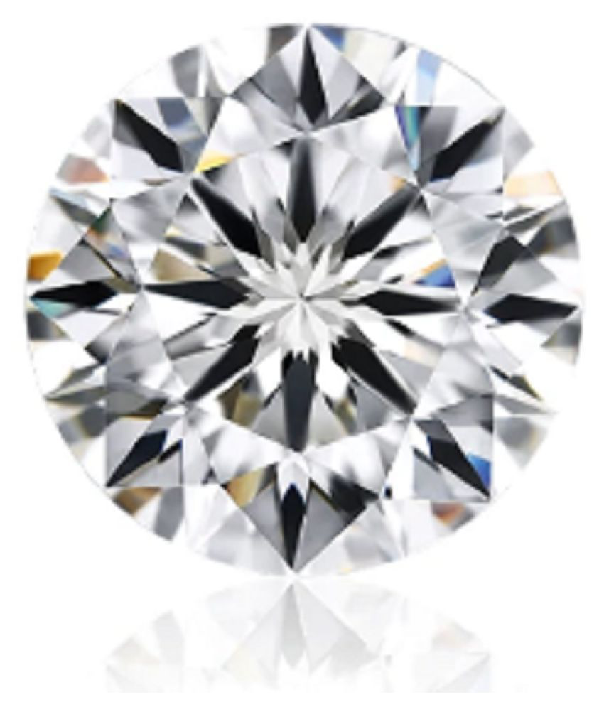 4.05 CARAT BEAUTIFUL  GEMSTRONE BRILLIANT ROUND CUT & CLARITY MOISSANITE BY LAB CERTIFIED