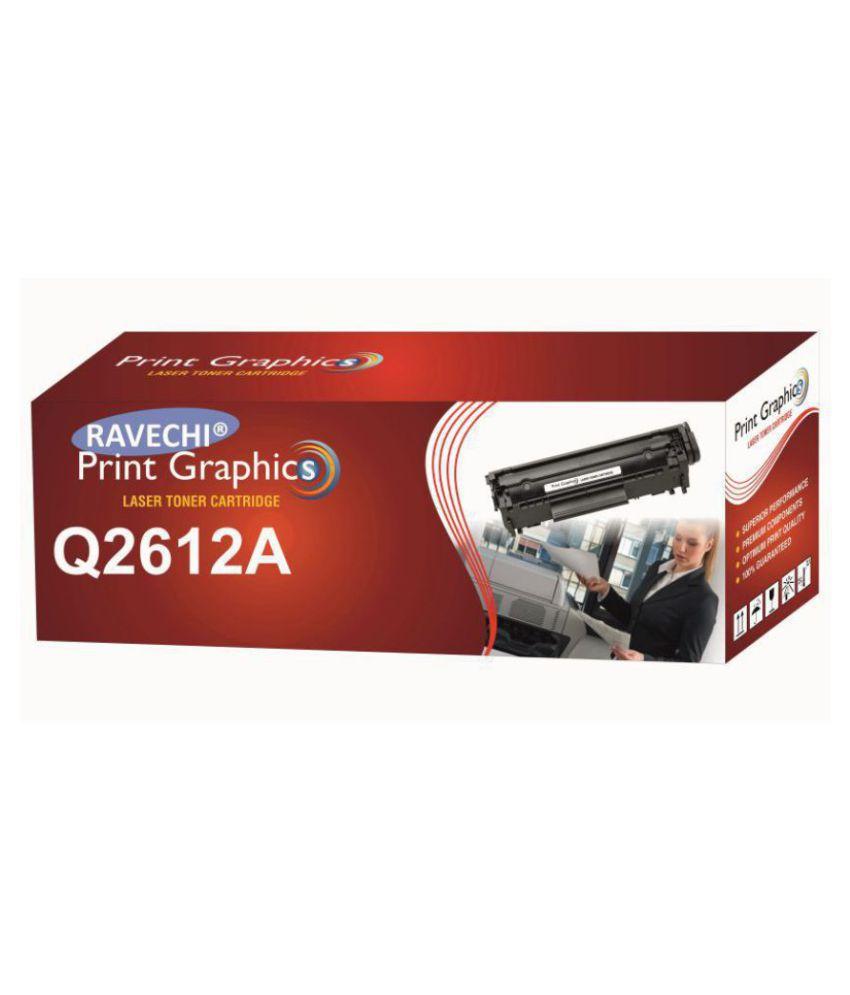 HP 12A / Q2612A Laser Toner