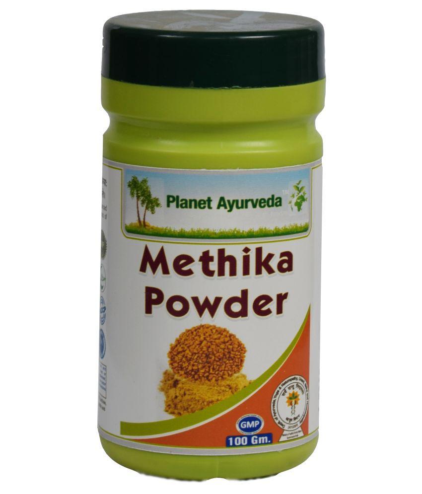 Planet Ayurveda Methika Powder  Powder 100 gm Pack Of 2