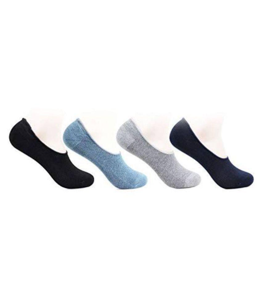 BB KAY Multi Low Cut Socks Pack of 4