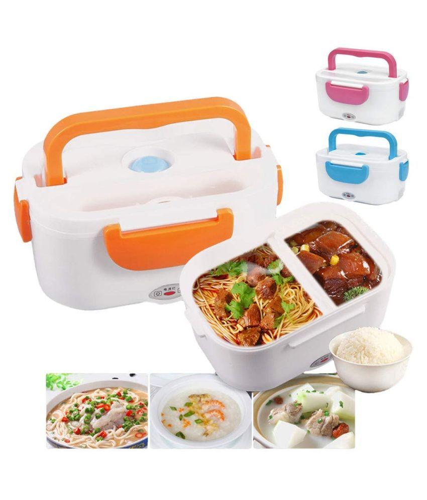 GODRIC INDIA Assorted PVC Lunch Box
