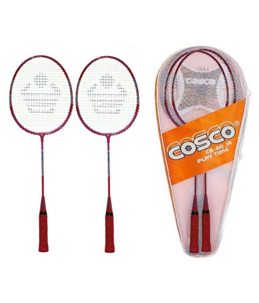 Cosco CB 80 Kids Badminton Raquet Assorted