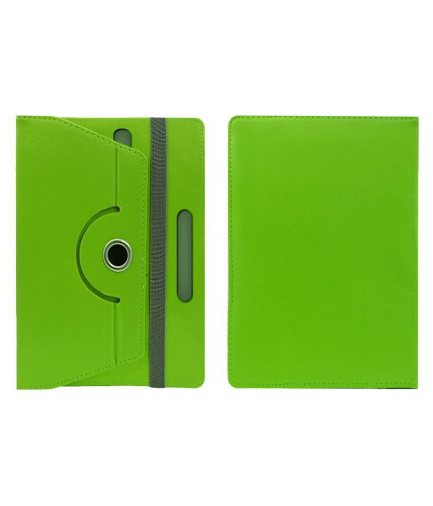 Samsung Galaxy Tab E 9.6 #034; T560 Flip Cover By Cutesy Green