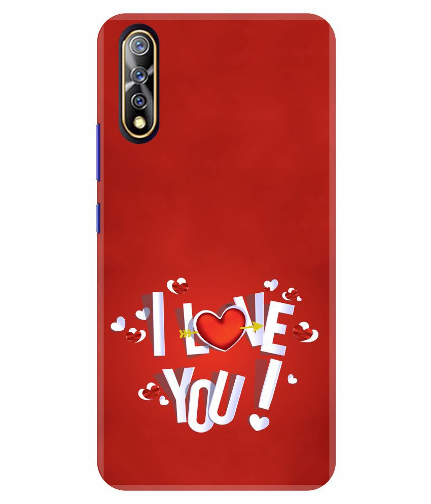 Vivo S1 Printed Cover By VINAYAK GRAPHIC The back designs are totally customized designs