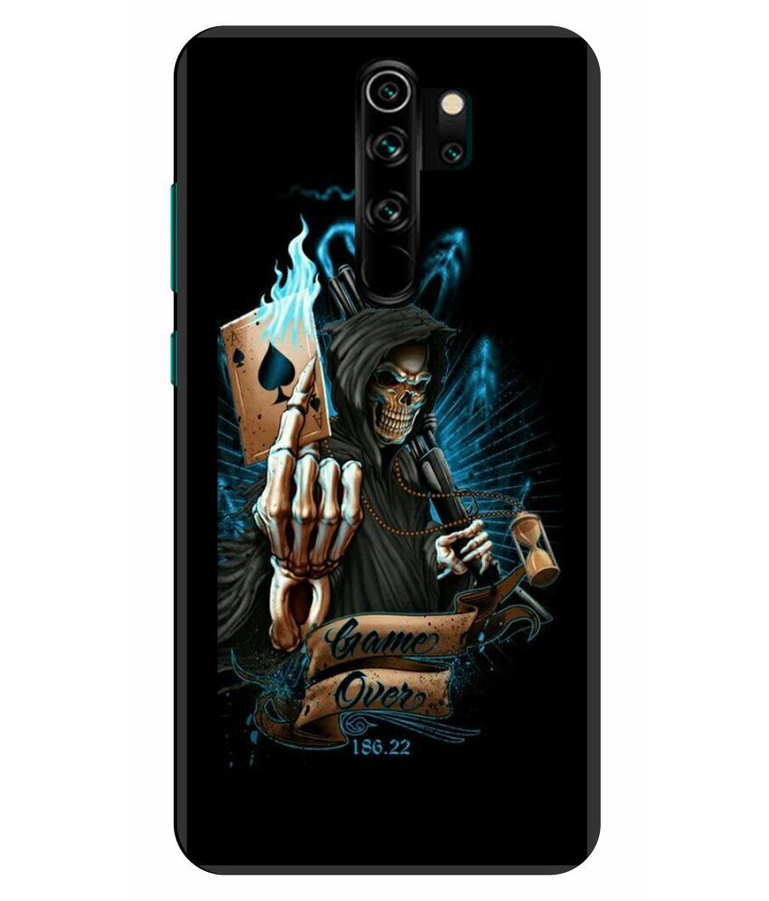 Xiaomi Redmi 8 Pro Printed Cover By VINAYAK GRAPHIC The back designs are totally customized designs