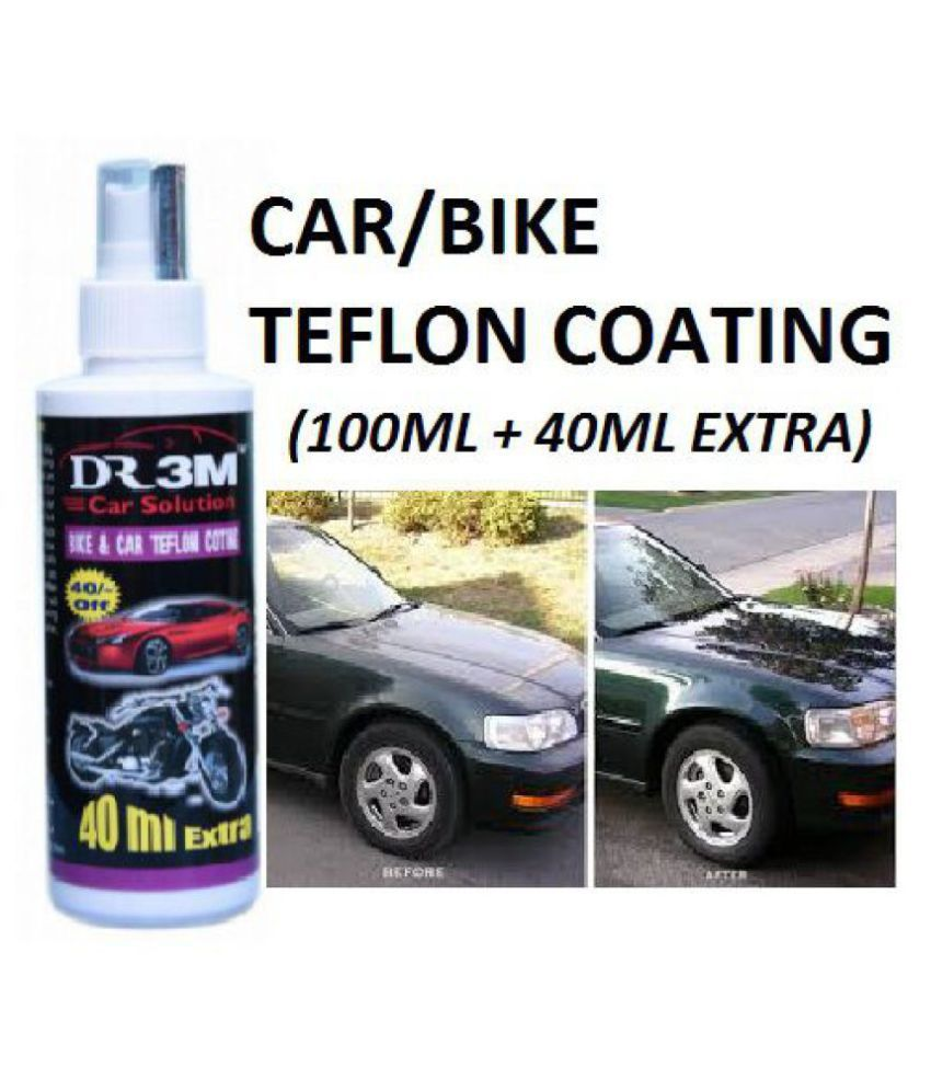 DR3M ALL Car & Bike Teflon Coating 100ml + 40ml FREE