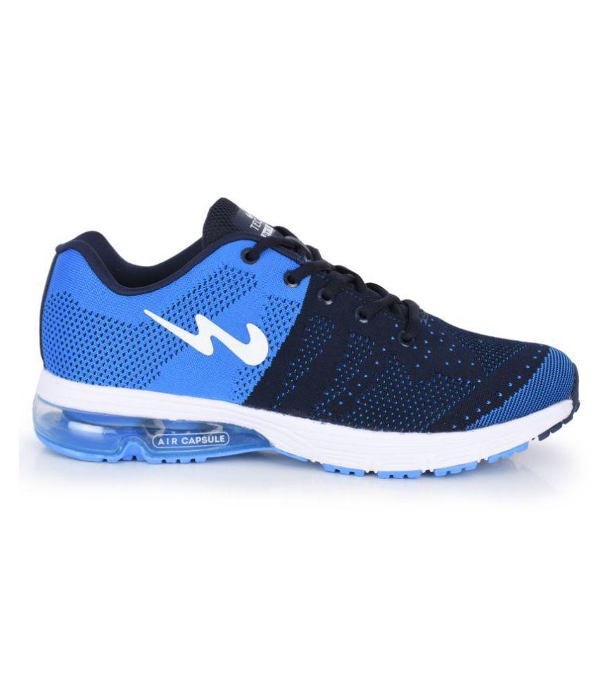 Campus FUTURA Navy Running Shoes - Buy