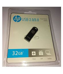 HP V220W 32GB USB 2.0 Utility Pendrive Pack of 1