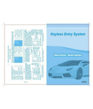 Universal Car Alarm Systems Auto Remote Central Kit Door Lock Keyless Entry M7F8