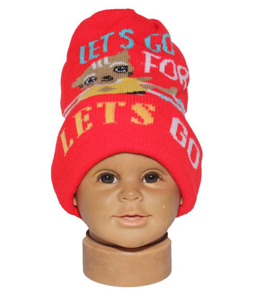 Goodluck Kids Winter Cap