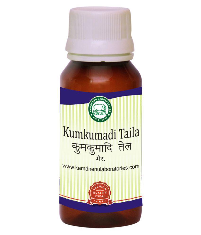 Kamdhenu Laboratories Kumkumadi Taila Essential Oil 30 mL