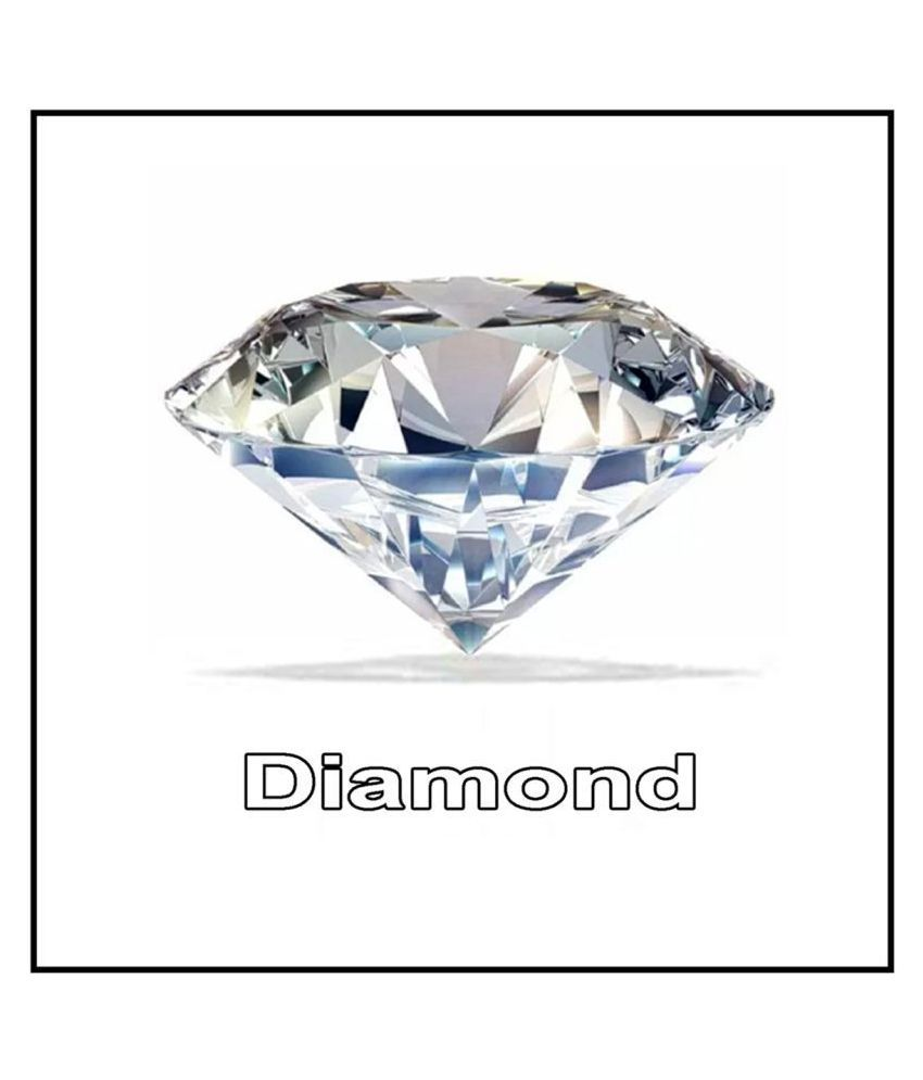 Maya Gems/ Top Quality 6.25 Carat American Diamond