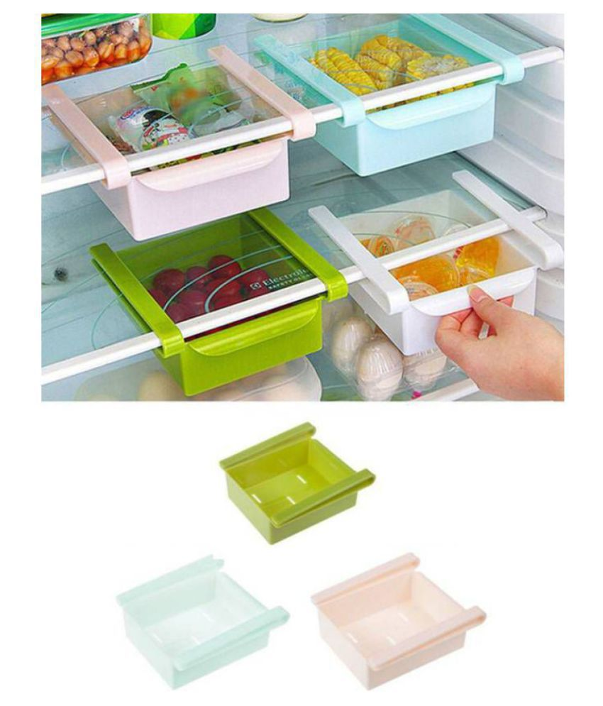 Lucky Box Polyproplene Food Container Set of 4 300 mL