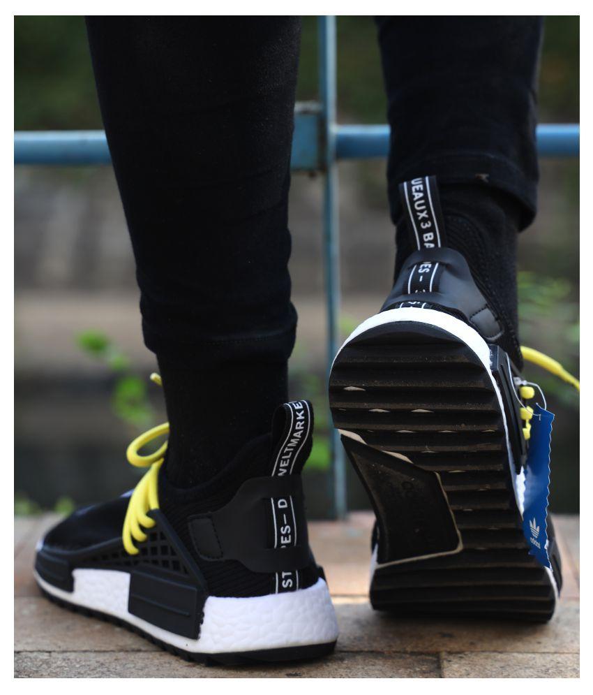 Adidas NMD HU X Fear Of GOD Black