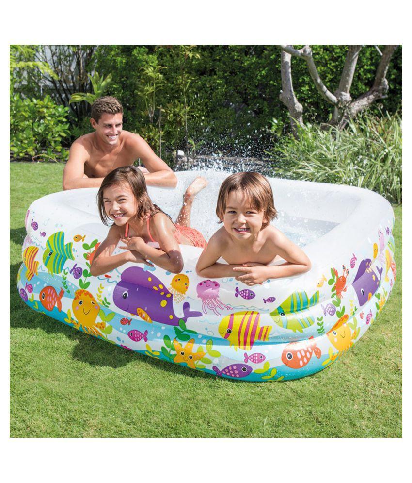 yatri enterprise  Intex Clearview Aquarium Swimming Pool for Kids