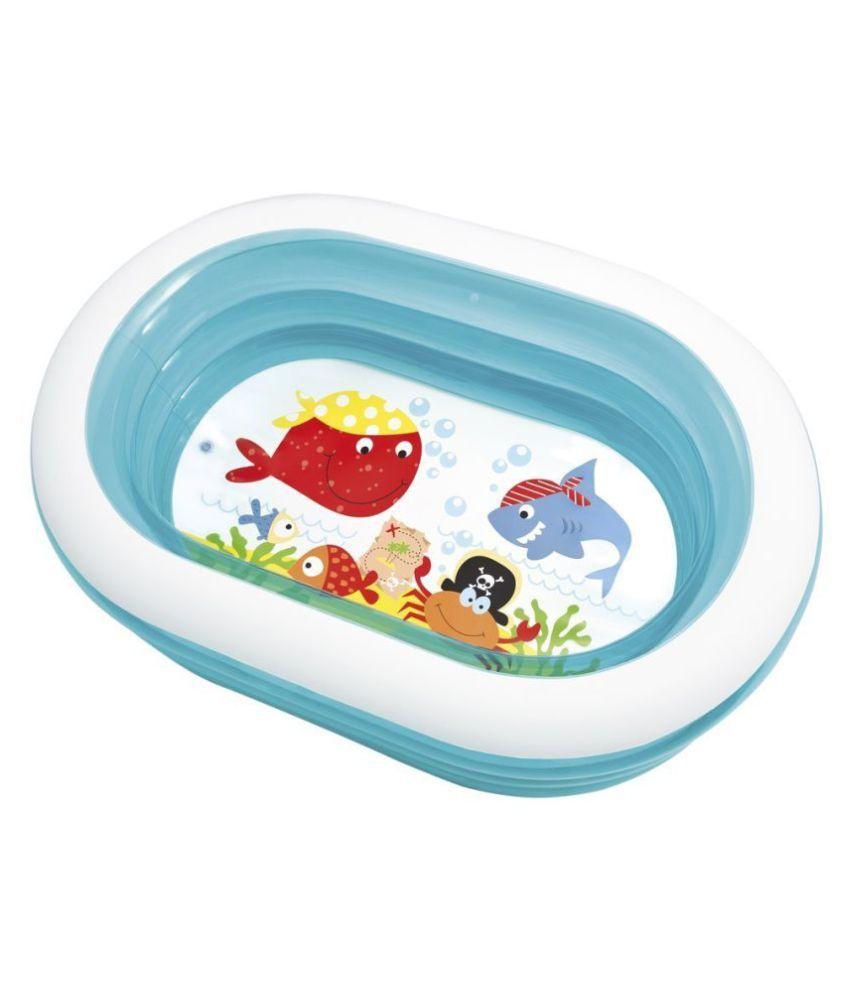 yatri enterprise Intex Oval Fun Pool For Kids Inflatable