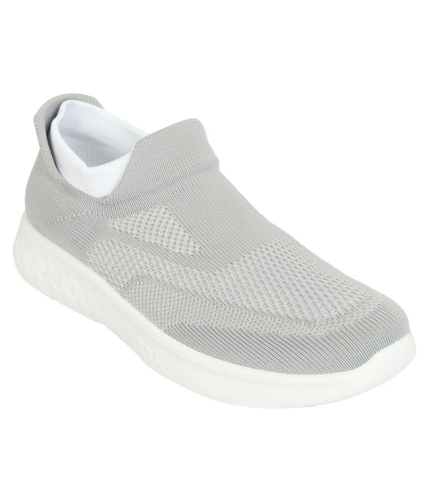 Cubane-50 Gray Casual Shoes