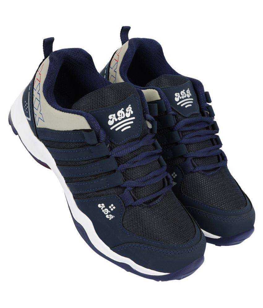 ADR Blue Casual Shoes