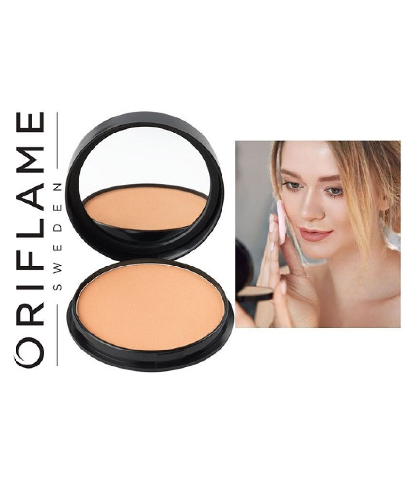 Pure Colours Natural Compact Pressed Powder Light 20 g