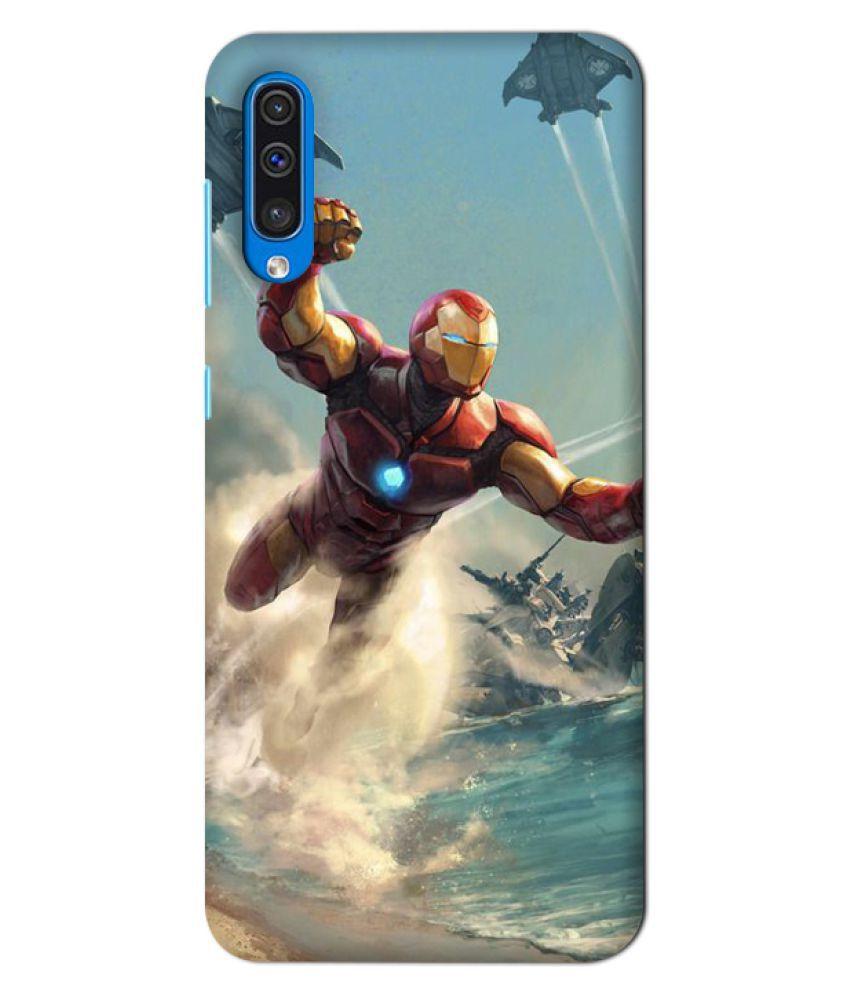 Samsung Galaxy A30s Printed Cover By GV GODESHWARAM