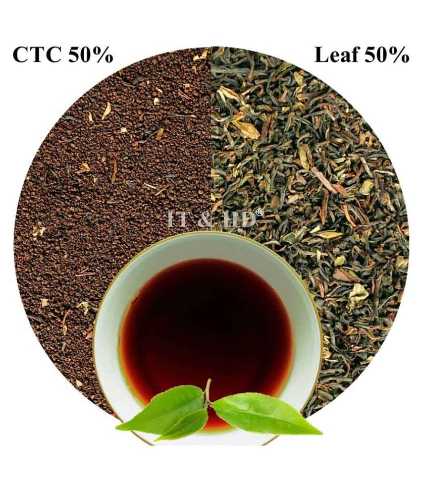 IT & HD Assam Black Tea Loose Leaf 1 kg