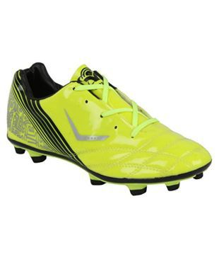Vicky Yellow Football Shoes - Buy Vicky
