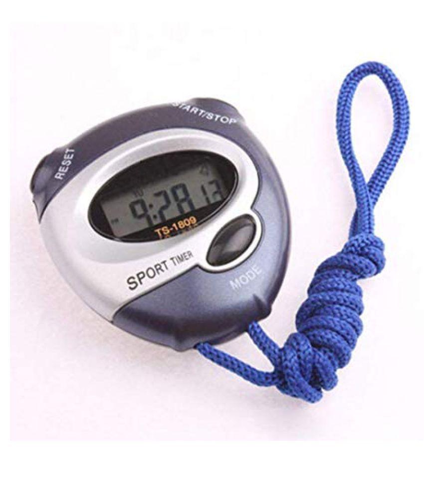 Watch Adda Asymmetrical Digital Pocket Watch Chain