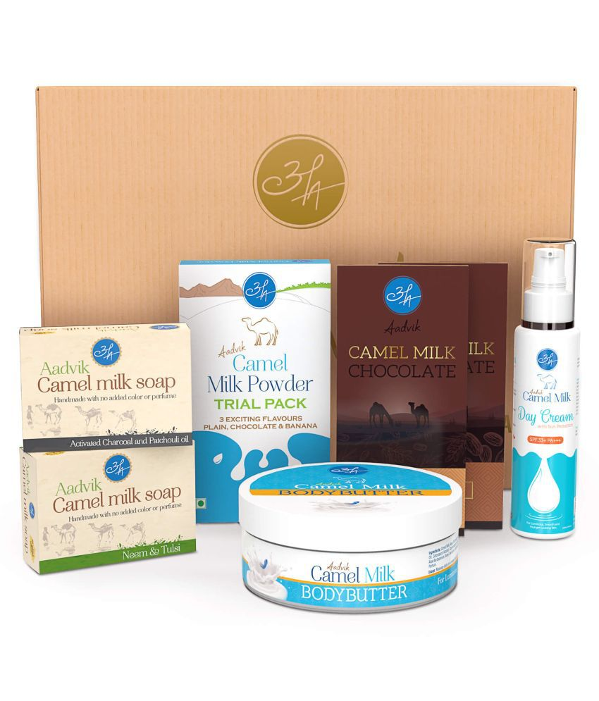 Aadvik Camel Milk Products Gift Pack Assorted Box 800 gm