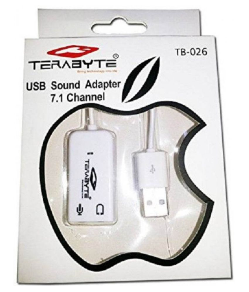 Terabyte TB0 26 Sound Card